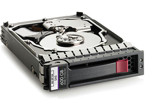 Recupero files hard disk Sas