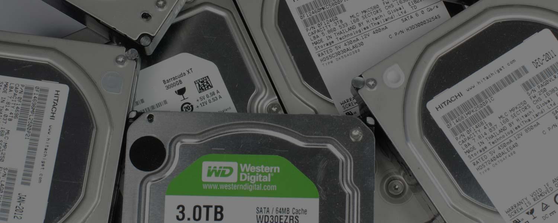 Recupero Dati Hard Disk, Cellulari, Server