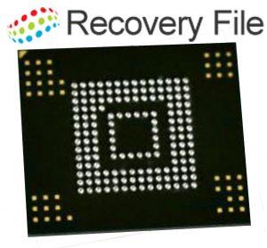 recupero dati chip off