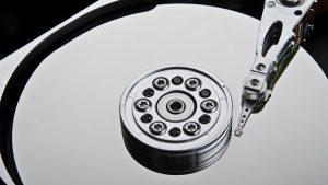 gli hard disk a elio