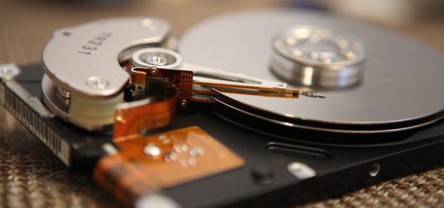 Problemi di un hard disk