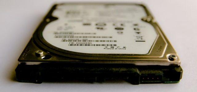 Problemi su un hard disk esterno